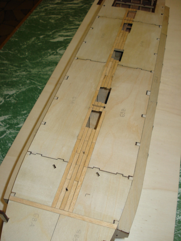 costruzione - Nave Romana Hachette - Diario di Costruzione Capitan Mattevale - Pagina 7 Foto_255