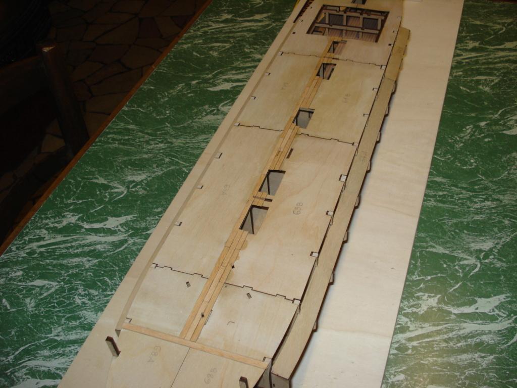 costruzione - Nave Romana Hachette - Diario di Costruzione Capitan Mattevale - Pagina 7 Foto_256