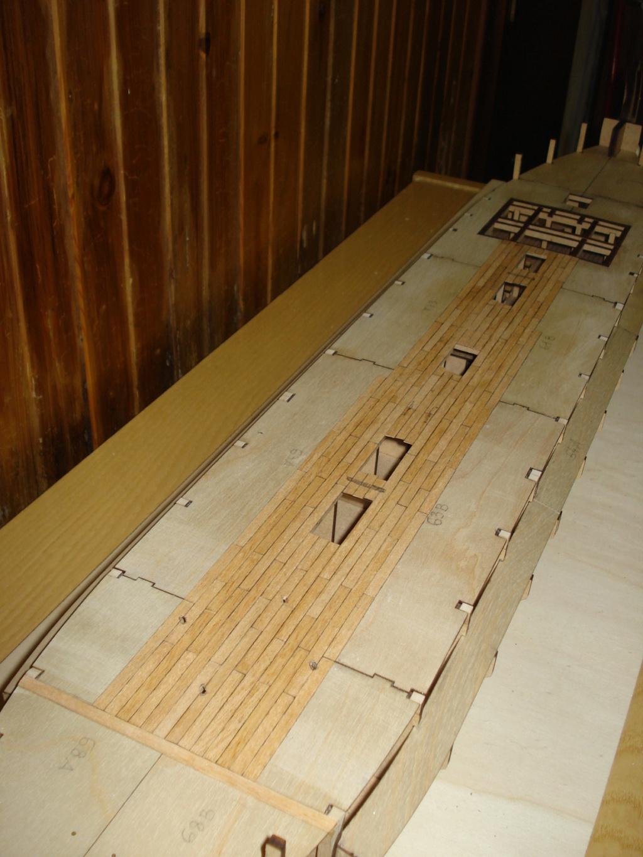 costruzione - Nave Romana Hachette - Diario di Costruzione Capitan Mattevale - Pagina 7 Foto_259