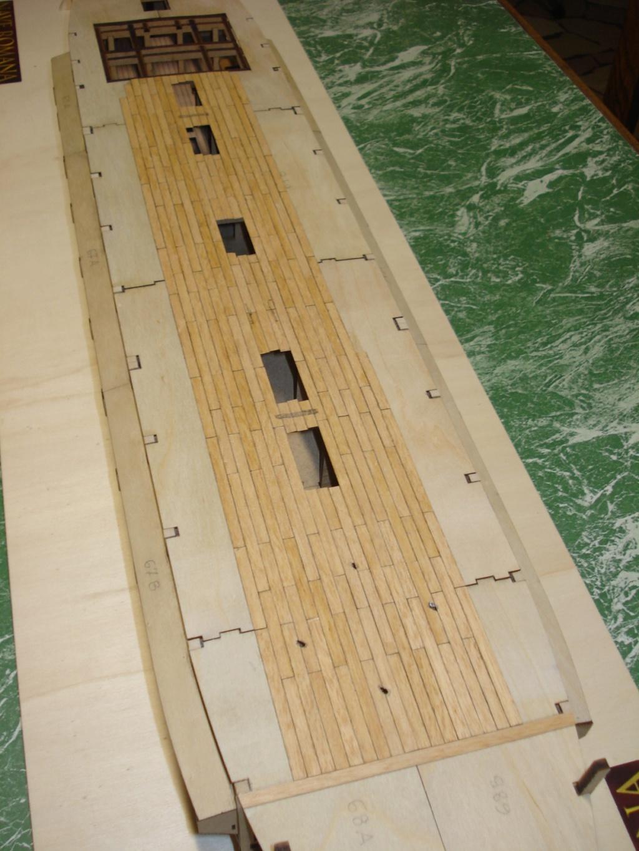 costruzione - Nave Romana Hachette - Diario di Costruzione Capitan Mattevale - Pagina 7 Foto_260