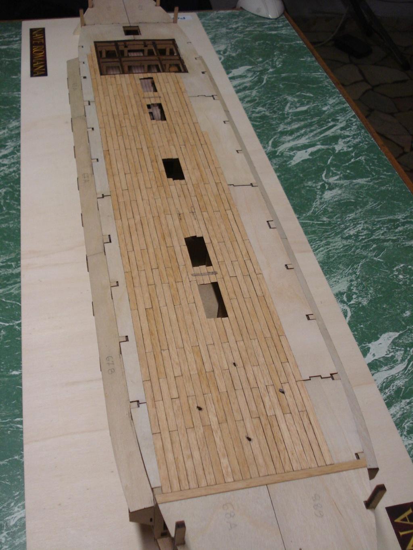 costruzione - Nave Romana Hachette - Diario di Costruzione Capitan Mattevale - Pagina 7 Foto_261