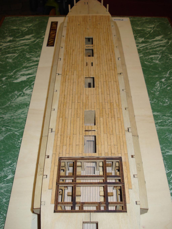 costruzione - Nave Romana Hachette - Diario di Costruzione Capitan Mattevale - Pagina 7 Foto_263