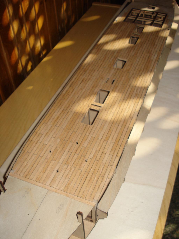 costruzione - Nave Romana Hachette - Diario di Costruzione Capitan Mattevale - Pagina 7 Foto_268