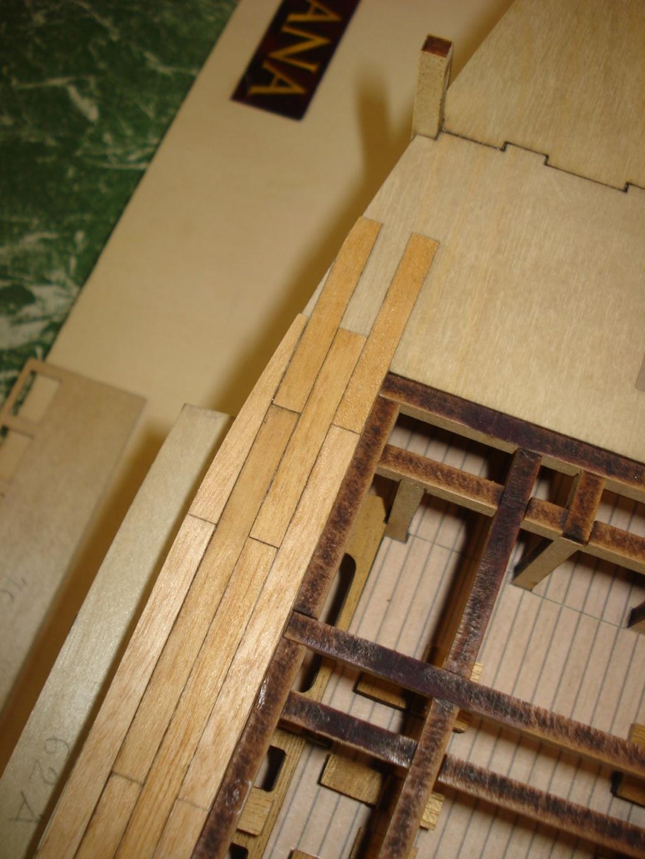 costruzione - Nave Romana Hachette - Diario di Costruzione Capitan Mattevale - Pagina 7 Foto_271
