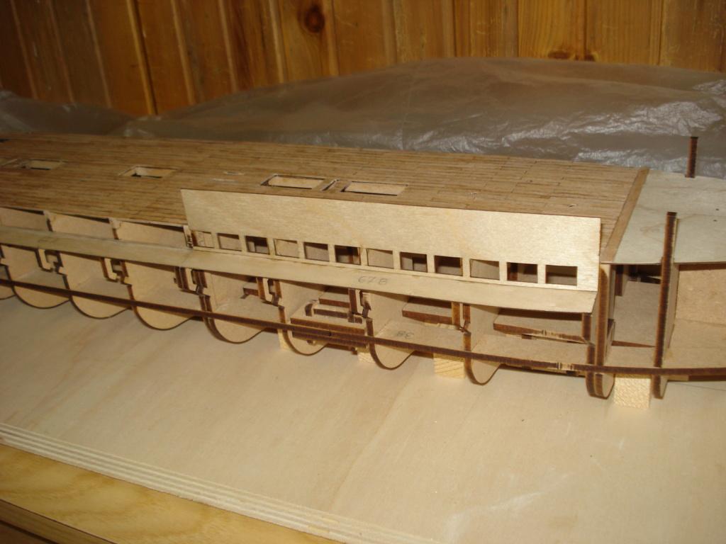 costruzione - Nave Romana Hachette - Diario di Costruzione Capitan Mattevale - Pagina 7 Foto_273