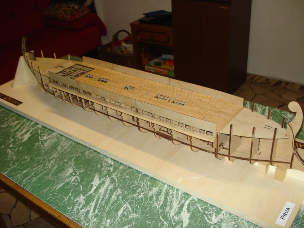 costruzione - Nave Romana Hachette - Diario di Costruzione Capitan Mattevale - Pagina 7 Foto_276