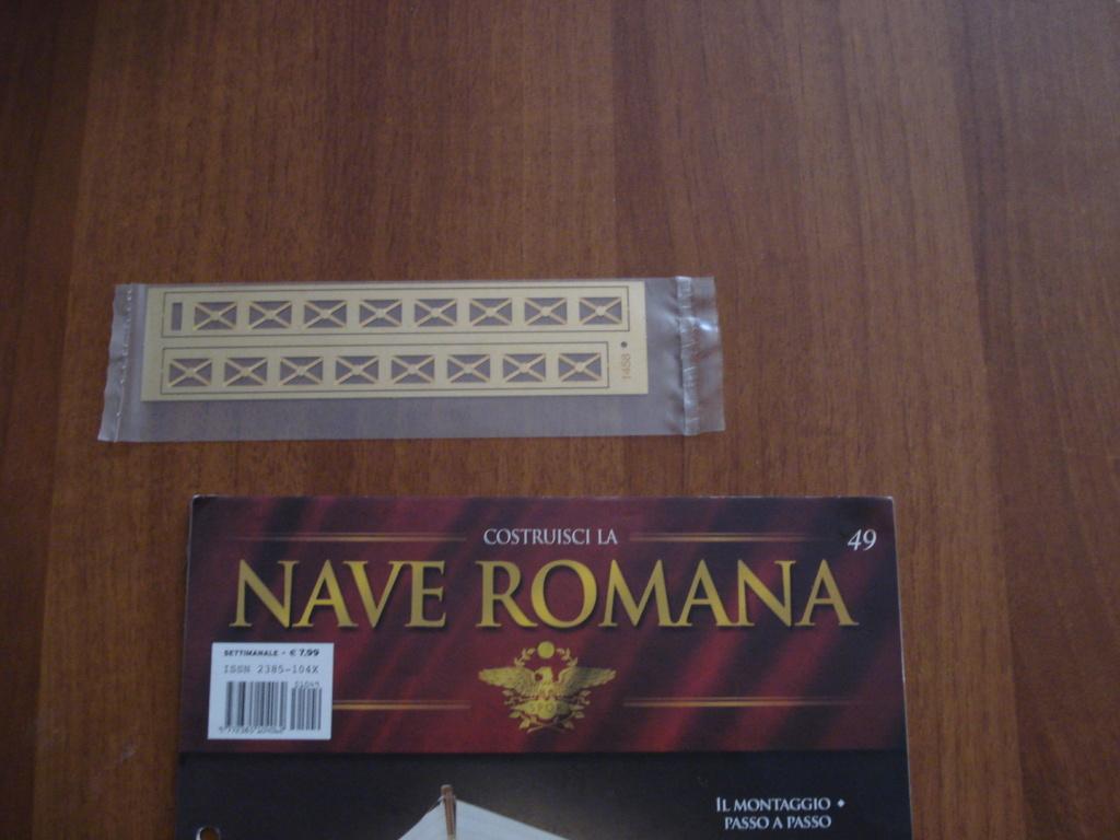 costruzione - Nave Romana Hachette - Diario di Costruzione Capitan Mattevale - Pagina 8 Foto_285