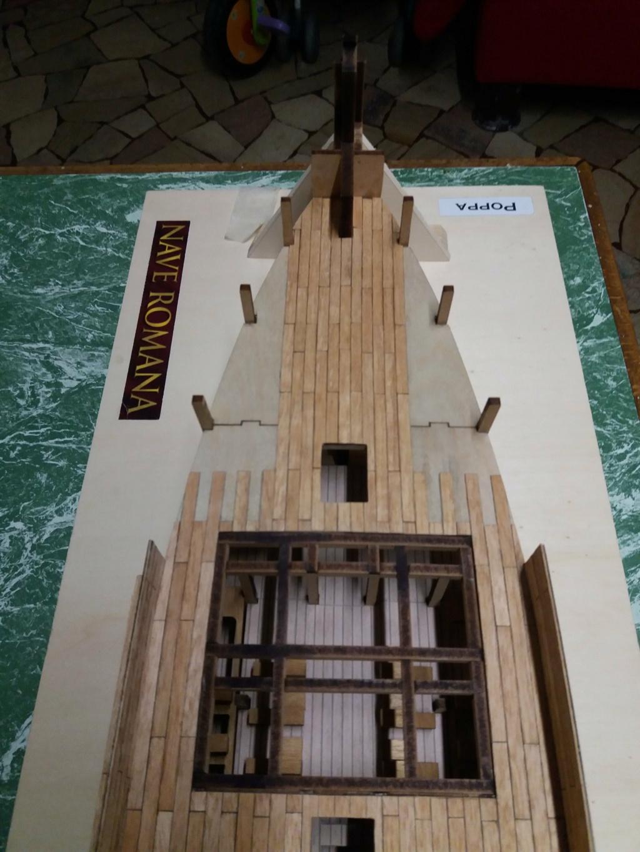costruzione - Nave Romana Hachette - Diario di Costruzione Capitan Mattevale - Pagina 8 Foto_290