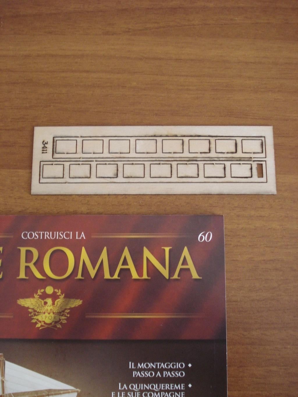 costruzione - Nave Romana Hachette - Diario di Costruzione Capitan Mattevale - Pagina 8 Foto_328
