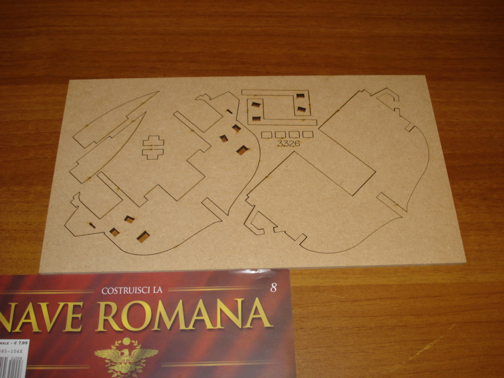 nave - Nave Romana Hachette - Diario di Costruzione Capitan Mattevale - Pagina 2 Foto_412