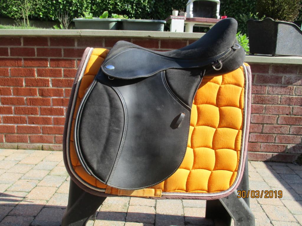 Selle thorowgood pony long leg Img_2310