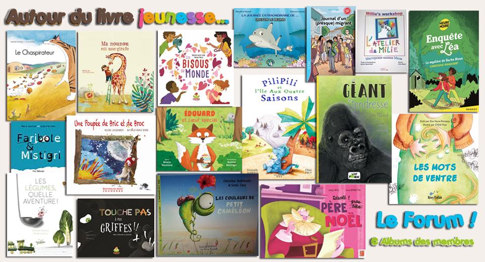Autour du livre jeunesse
