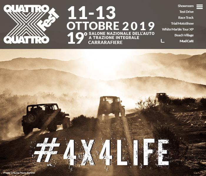 4x4 Fest 11-13 Ottobre 2019, chi c'è? Immagi10