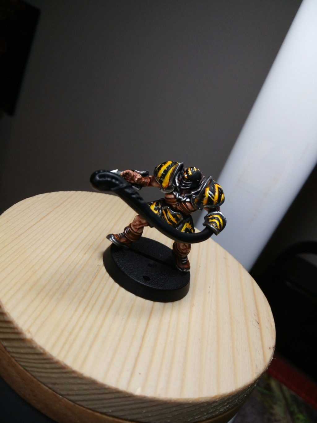 The DINKY TOYS / Chaos Chosen BloodBowl Team Chaos_17