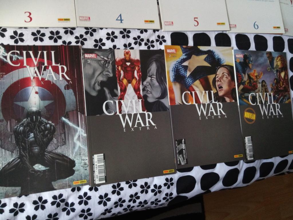 Des Tonnes de Comics à Vendre! Comics11