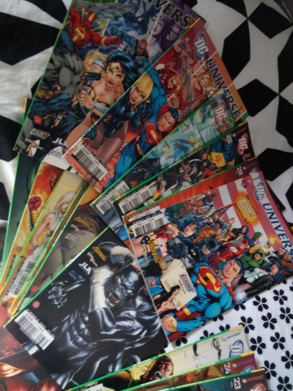 Des Tonnes de Comics à Vendre! Comics12