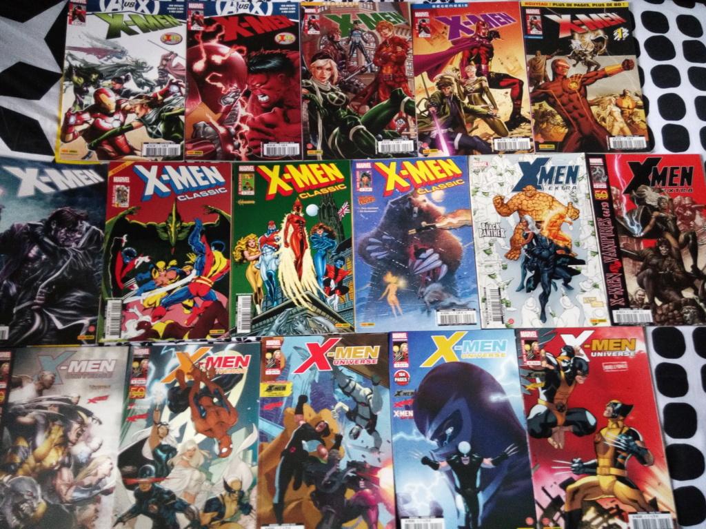 Des Tonnes de Comics à Vendre! Comics13
