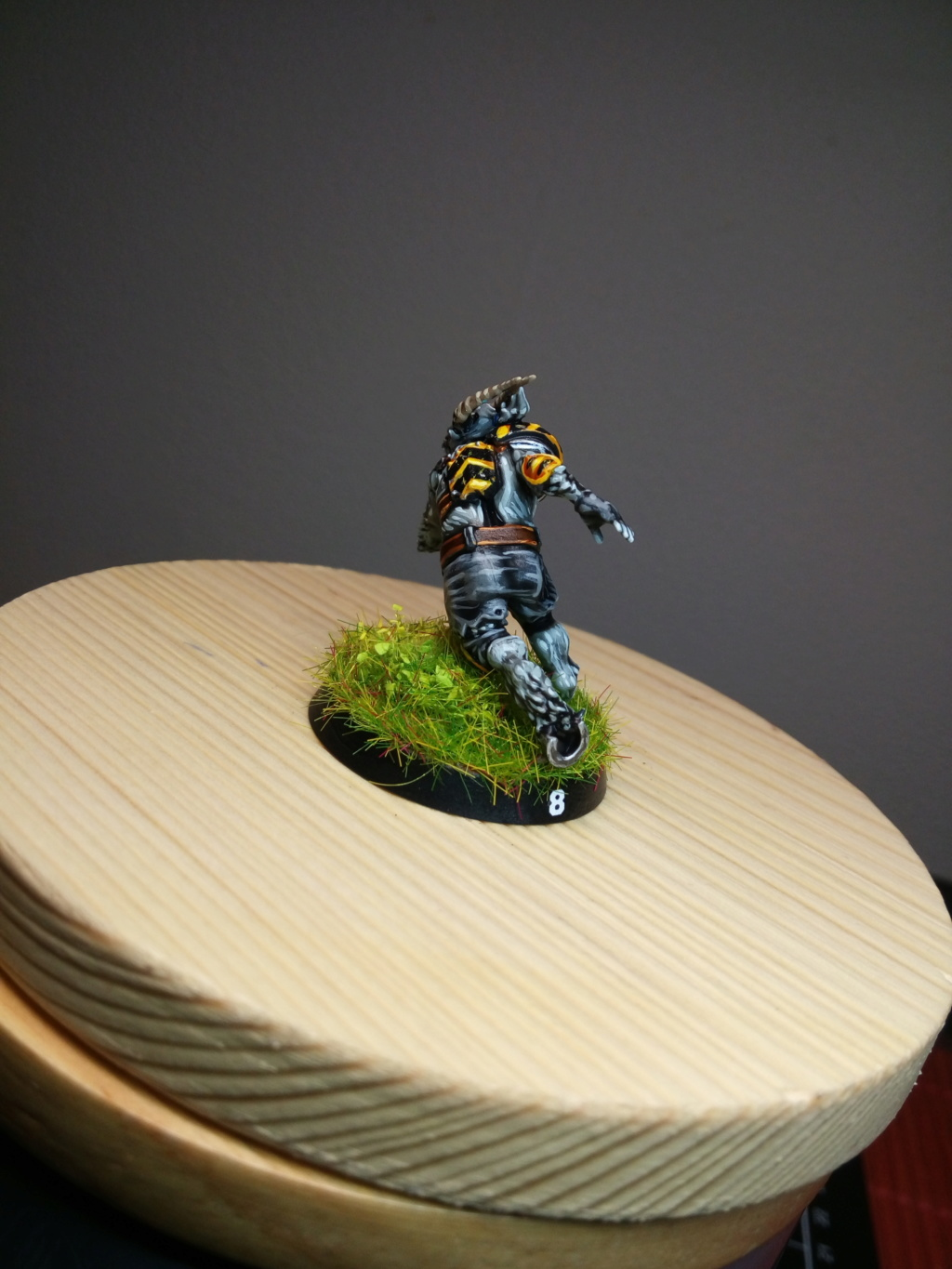 The DINKY TOYS / Chaos Chosen BloodBowl Team Dinky_16