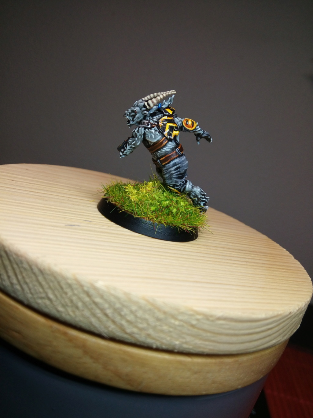 The DINKY TOYS / Chaos Chosen BloodBowl Team Dinky_18
