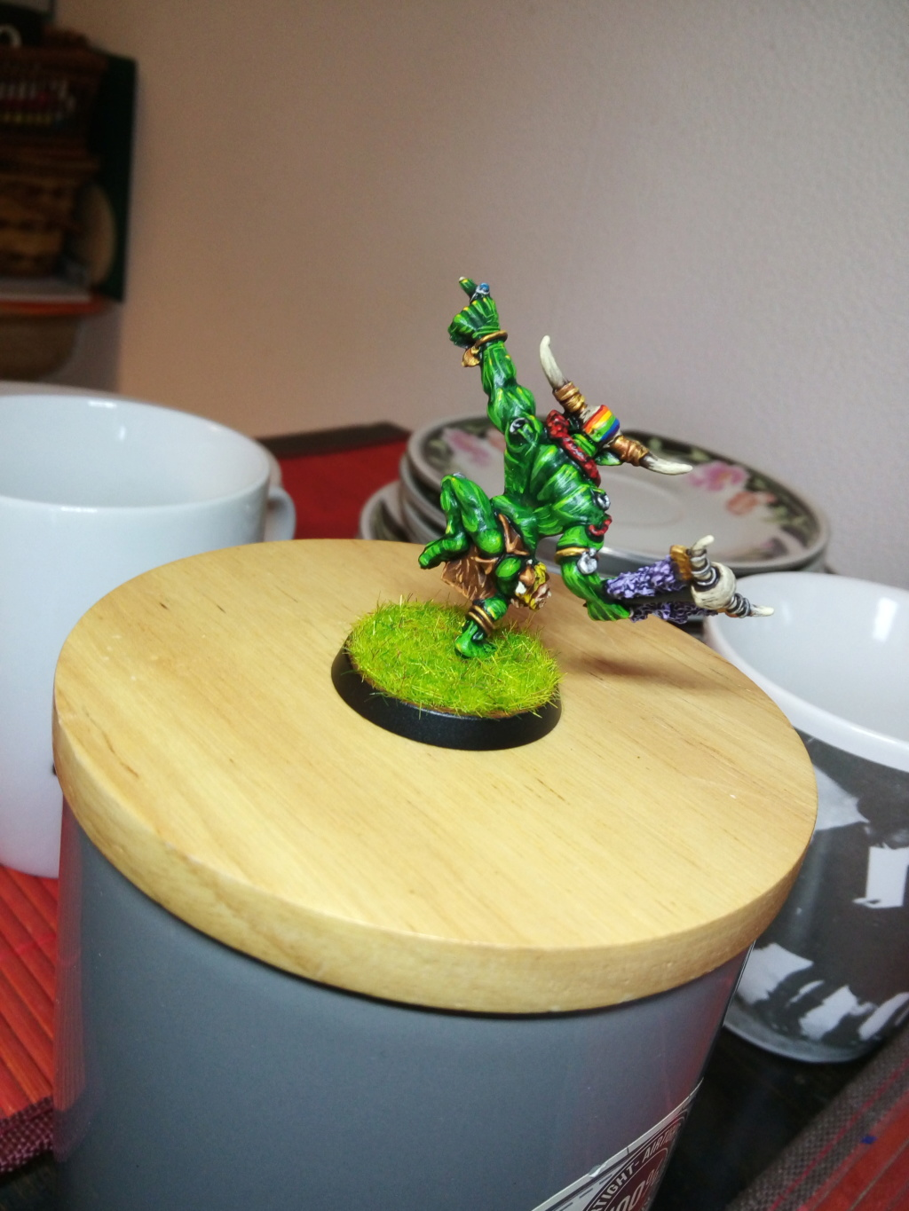 Rainbow Warriorks / Ork BloodBowl Team Project - Page 4 Img_2091