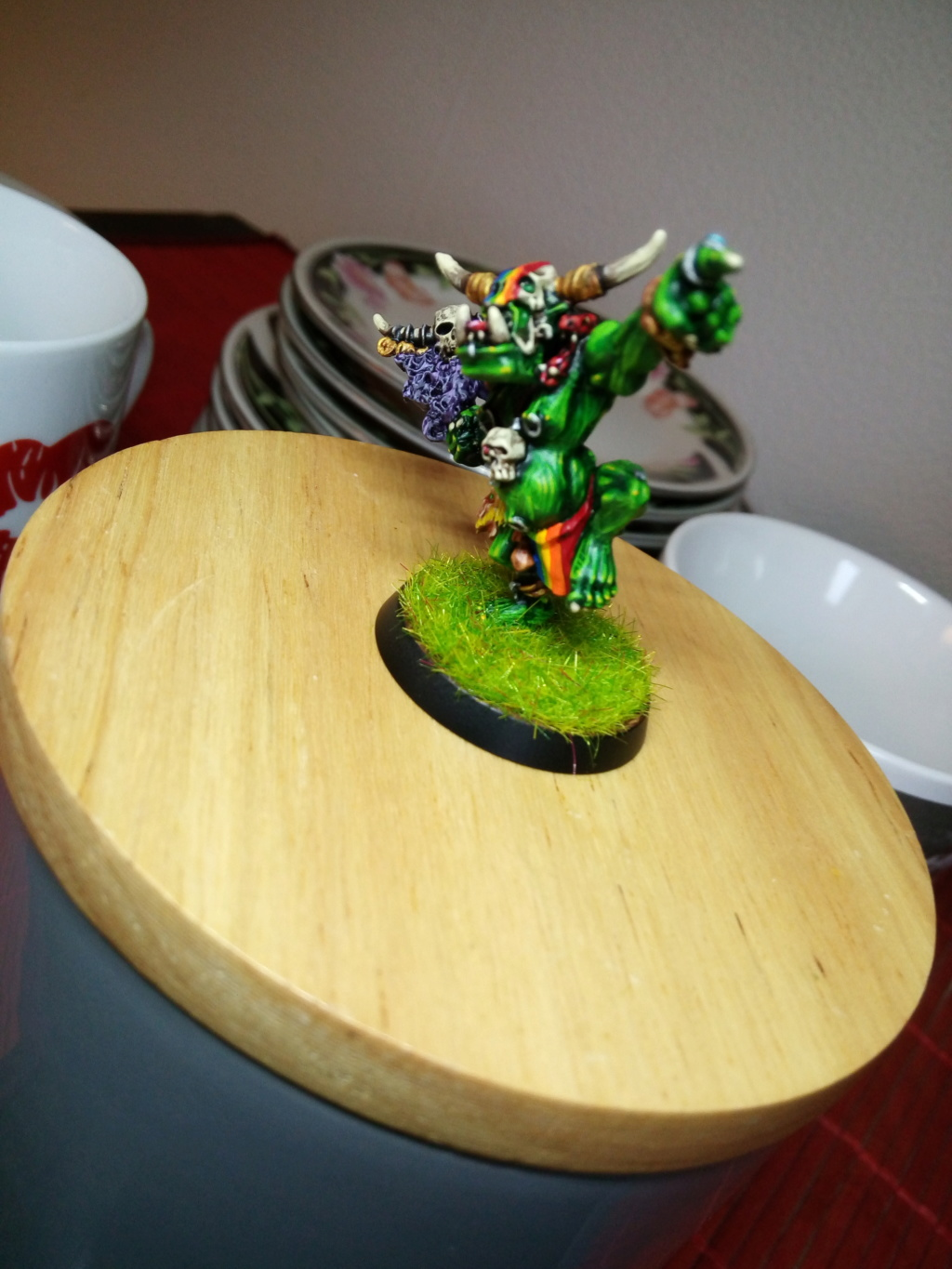 Rainbow Warriorks / Ork BloodBowl Team Project - Page 4 Img_2092