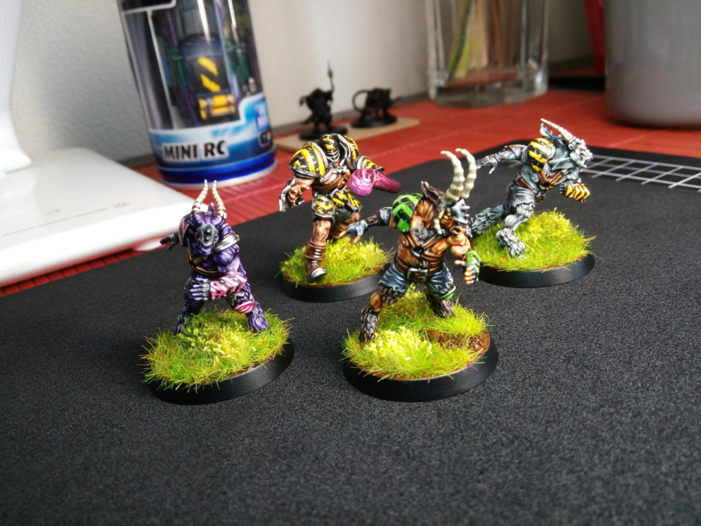 The DINKY TOYS / Chaos Chosen BloodBowl Team Img_2284