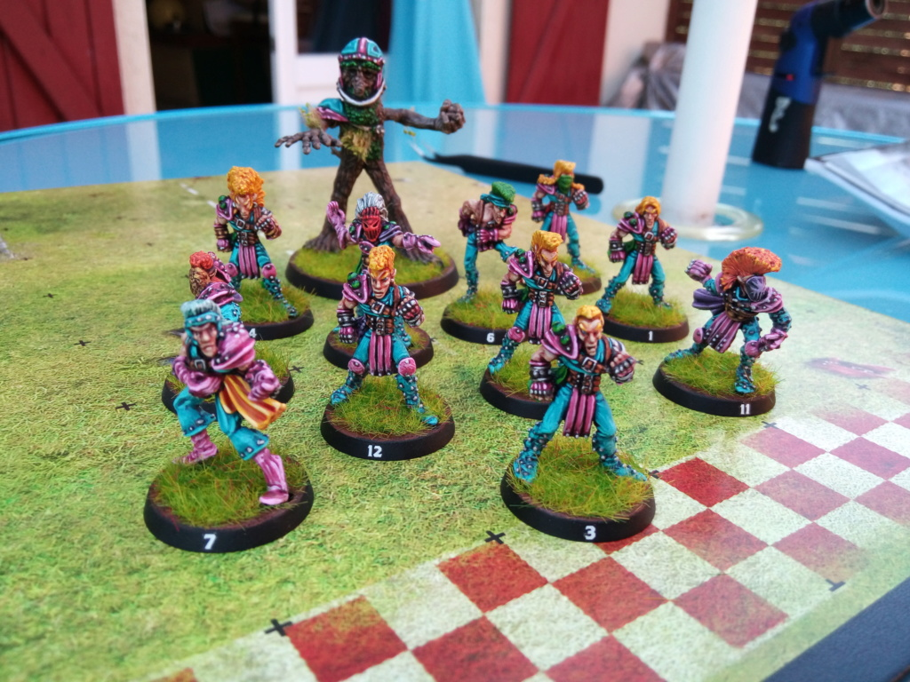 The Screaming Trees / BloodBowl Wood Elves Team The_sc11