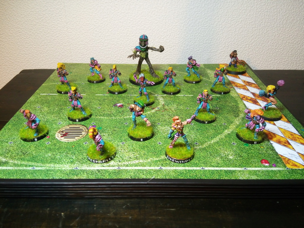 The Screaming Trees / BloodBowl Wood Elves Team - Page 2 The_sc14