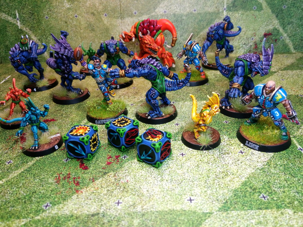 the Snakes of Zadamundra / LizardMen BloodBowl Team Project - Page 2 The_sn10