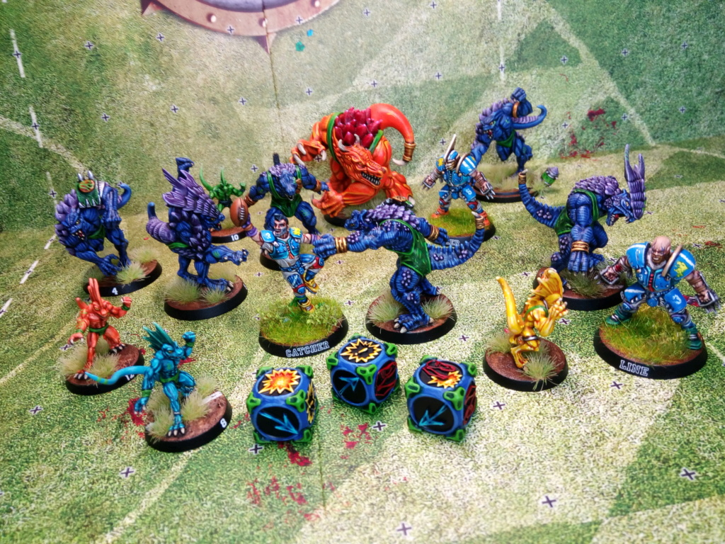 the Snakes of Zadamundra / LizardMen BloodBowl Team Project - Page 2 The_sn11