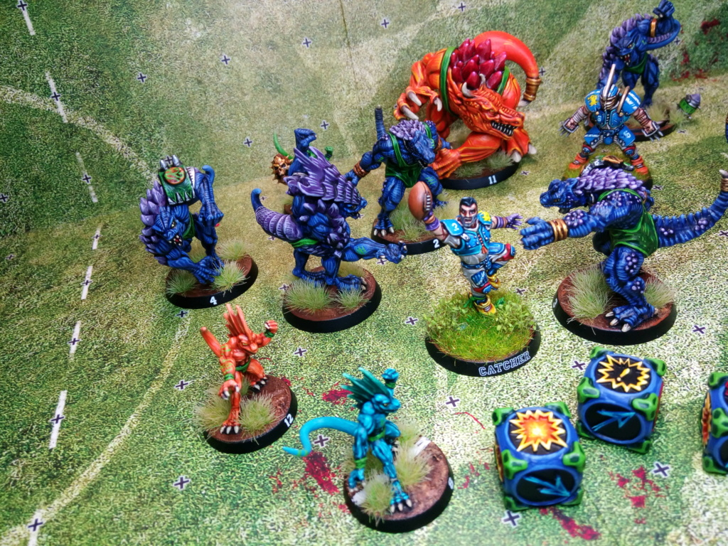 the Snakes of Zadamundra / LizardMen BloodBowl Team Project - Page 2 The_sn12