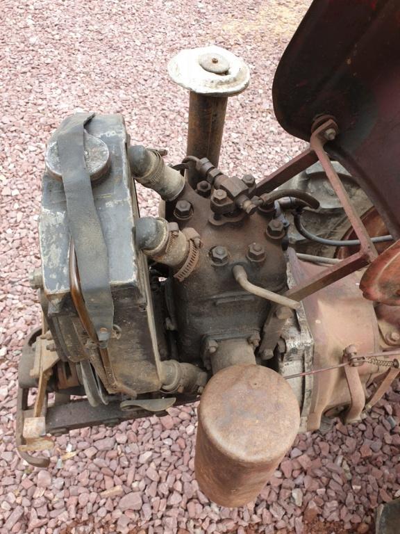 Motoculteur energic 410 huile  20200610