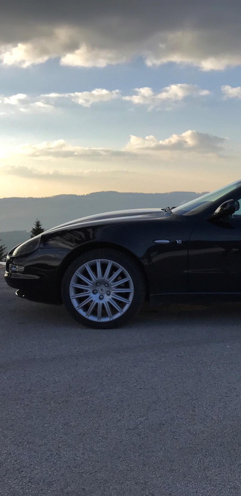 Présentation Nicolas - Maserati 4200 CC Img_1412