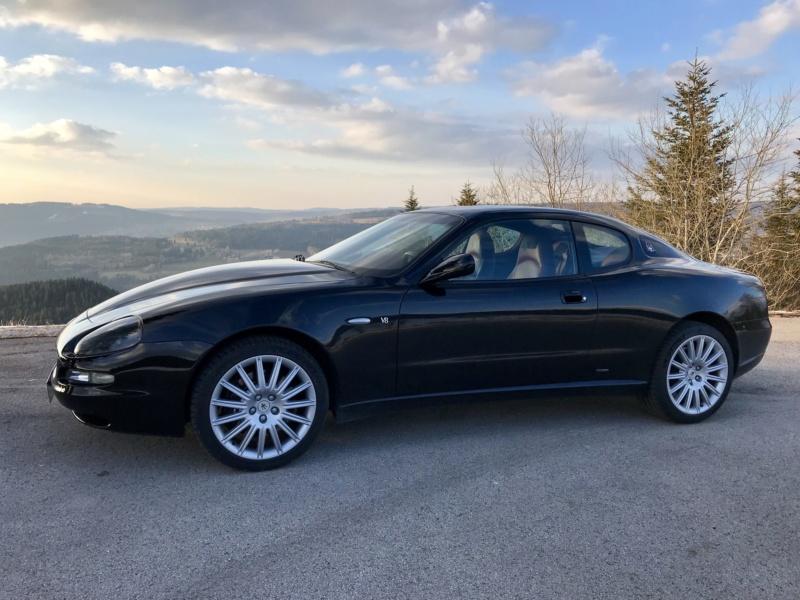 Présentation Nicolas - Maserati 4200 CC Img_3911