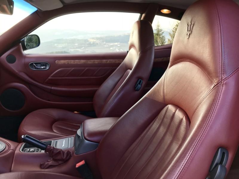 Présentation Nicolas - Maserati 4200 CC Img_3915