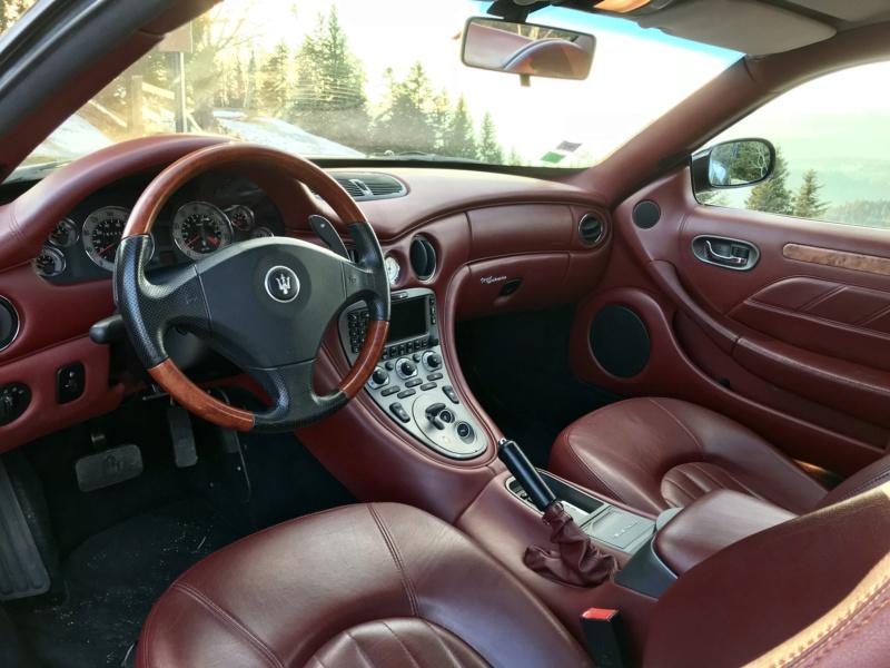 Présentation Nicolas - Maserati 4200 CC Img_3916