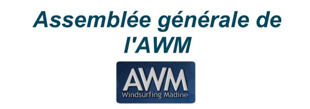 Assemblée générale AWM 2019  Ag201910