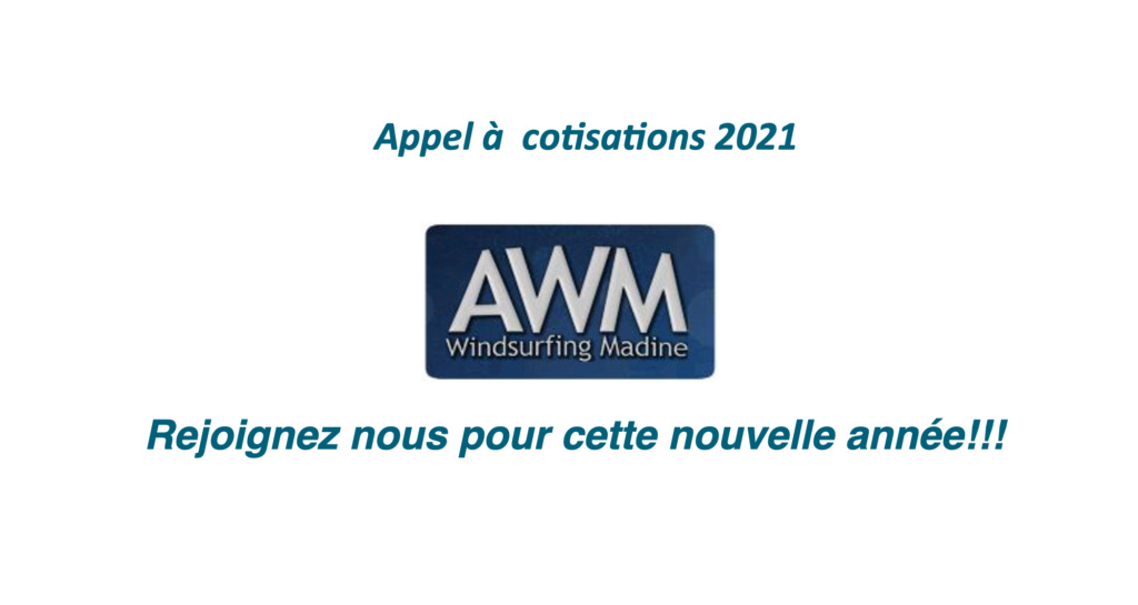 Appel à cotisation 2021 Cotisa12