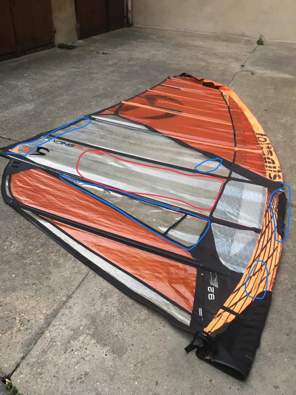 A vendre Loftsails Racing Blade 9.2 de 2013 Img_7110