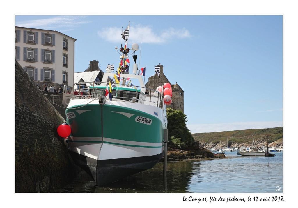 [VIE DES PORTS] Quelques bateaux de pêche (sur nos côtes Françaises) 20180810