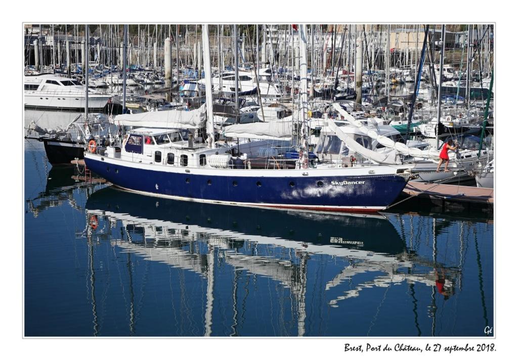 [Vie des ports] BREST Ports et rade - Volume 001 - Page 37 20180940