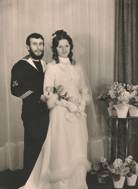 [Les traditions dans la Marine] Mariage en tenue - Page 6 Photo_10