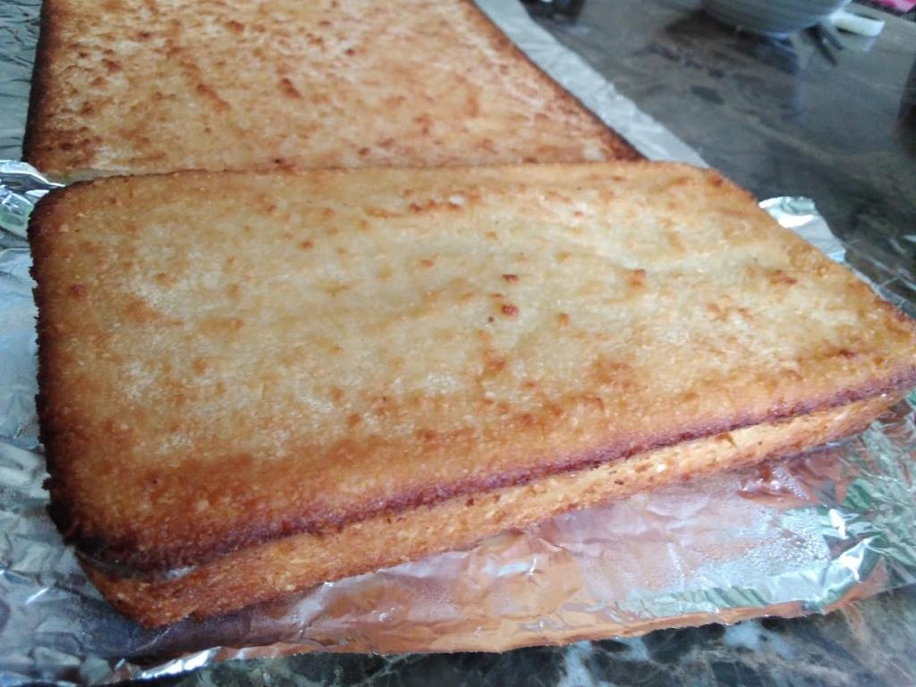 .Bánh khoai mì nướng (tập 3) Banh310
