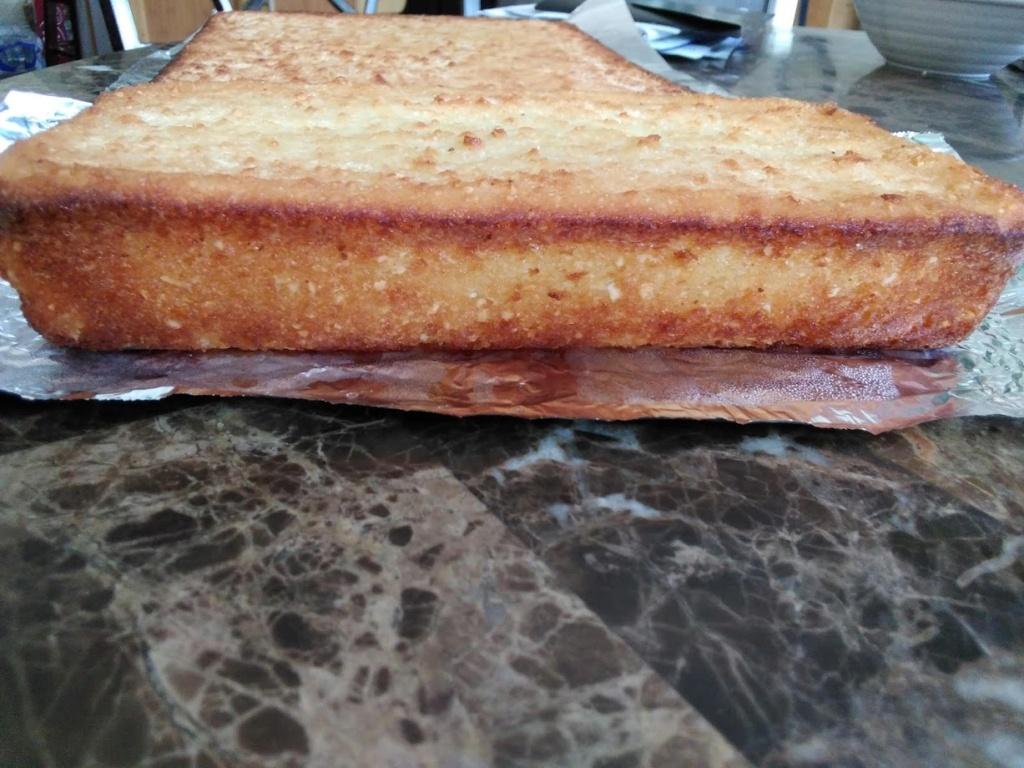 .Bánh khoai mì nướng (tập 3) Banh410