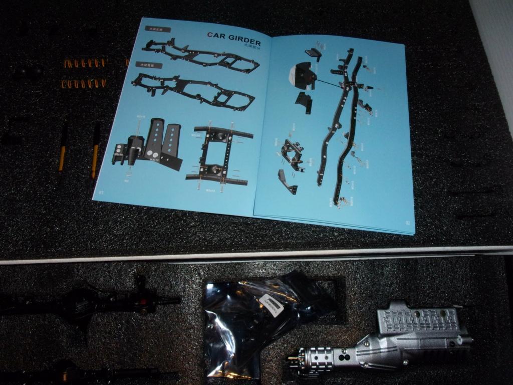 Nouveauté Chassis RC RUN 1:10 LC80 Kit 100_0034