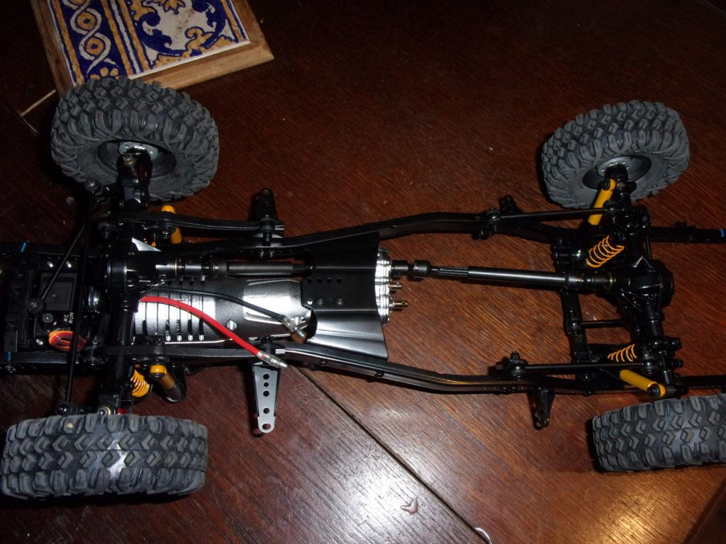 Nouveauté Chassis RC RUN 1:10 LC80 Kit 100_0053