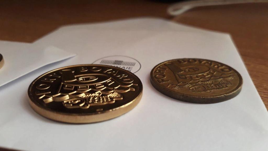Vente d'une mini-médaille Fort Boyard 30 ans (Monnaie de Paris) Photo_11