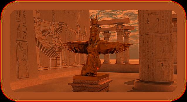 Исида и египетские мистерии. A10