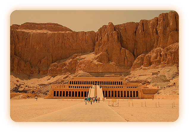 Храм царицы Хатшепсут в Дейр-эль-Бахри. Ia_iai11