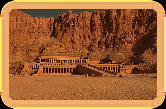 Храм царицы Хатшепсут в Дейр-эль-Бахри. Ia_iai12